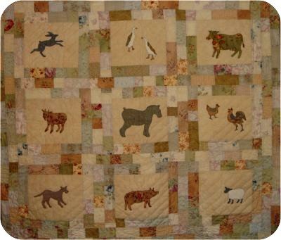 Come to farm quilt