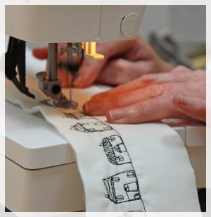 Draw with your sewing machine - 1 Day Workshops
