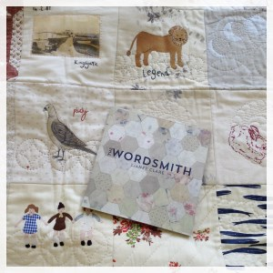 The Wordsmith - Quilted memories to cherish - 1 Day Workshops